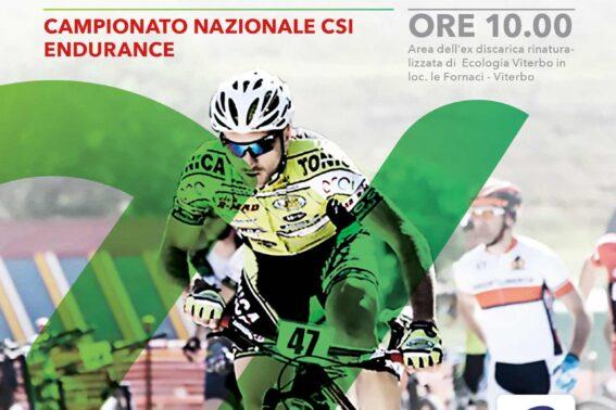 6 Oredell'Ecologia- DOMENICA 02 MAGGIO 2021 Viterbo - località Le Fornaci CAMPIONATO NAZIONALE CSI ENDURANCE  1^prova del circuito ENDURANCE TOUR2021